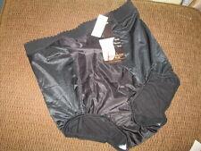 VTG NOS w/tags Sears Slim Shape Plus Girdle Panty Liquid Satin Second Skin 5XL