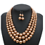 Fashion-Women-Crystal-Necklace-Bib-Choker-Pendant-Statement-Chunky-Charm-Jewelry thumbnail 33