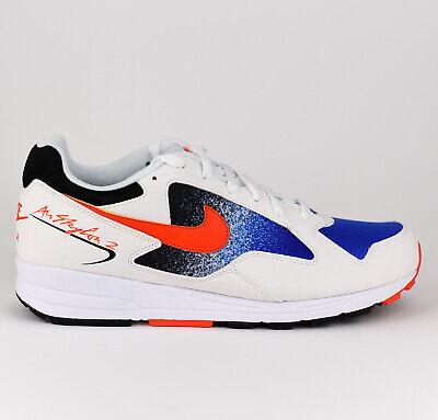Nike Air Skylon II 2 Men Lifestyle Sneakers New White Orange Royal AO1551 108 | eBay