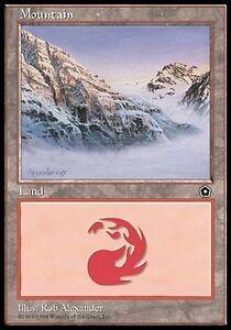 2x-Montagna-B-Mountain-B-MTG-MAGIC-PO2-Portal-Second-Age-Eng-Ita