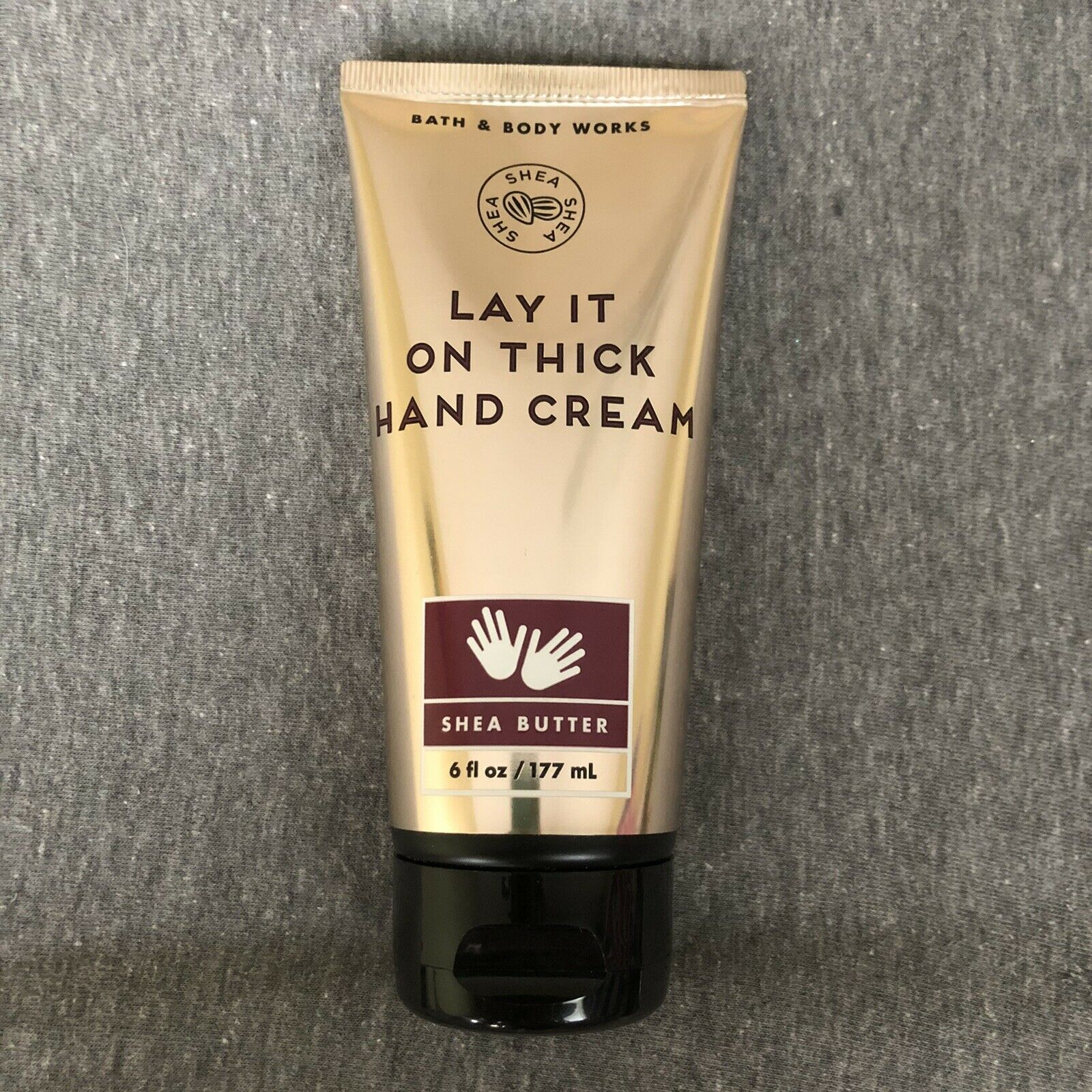 Bath & Body Works Shea Butter Lay it on Thick Hand Cream