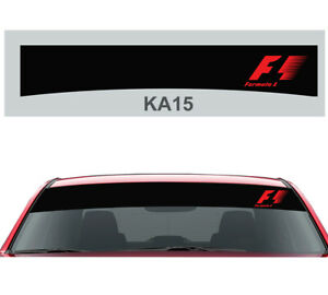 Fits-F1-Car-Sunstrip-Graphics-Stickers-Decals-Windscreen-Sun-strip
