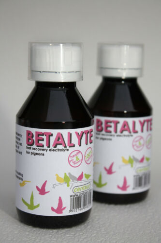 NEW !!! BETALYTE - 100 % NATURAL FAST RECOVERY ELECTROLYTE ... for PIGEONS