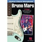 Bruno Mars: Guitar Chord Songbook by Hal Leonard Corporation (Paperback, 2014)