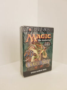 Speed Scorch Deck (Sealed), 8th Edition Core Set, Magic The Gathering