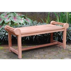 Lutyens Coffee Table/Backless Bench, Grade A Premium ...