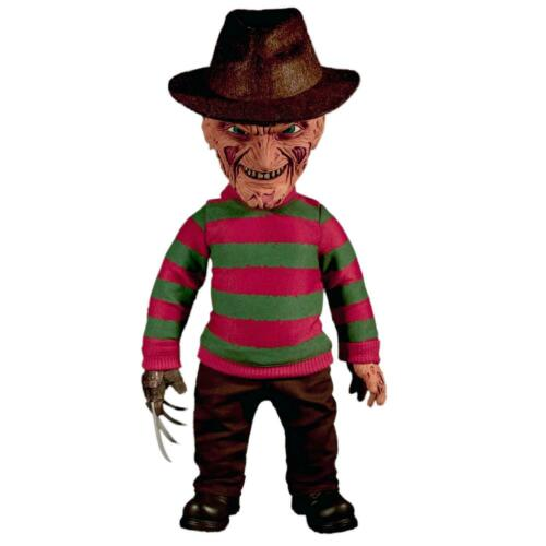 "Nightmare on Elmstreet Talking Mega Scale Freddy Krueger 15/"""