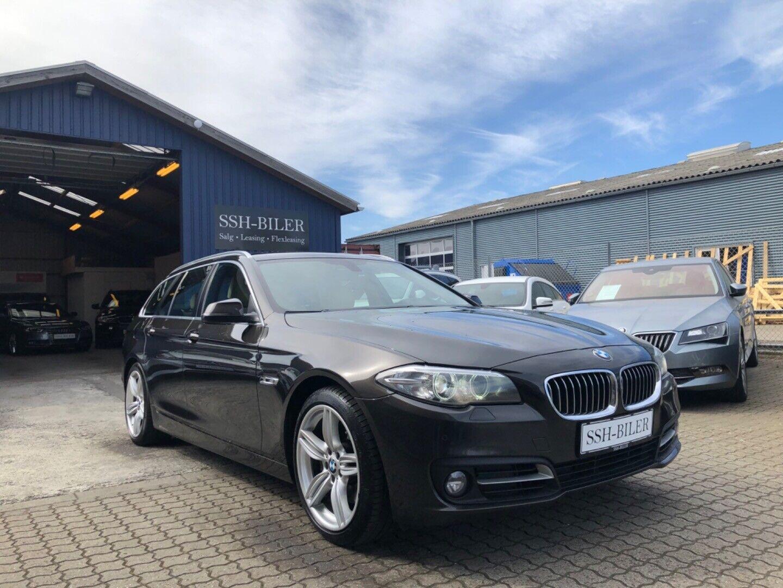 BMW 530d 3,0 Touring aut. 5d - 1.929 kr.