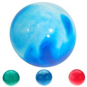 Spielball Spielbälle marmoriert 10 cm Ball Wasserball Strandball Marmor Spielzeug