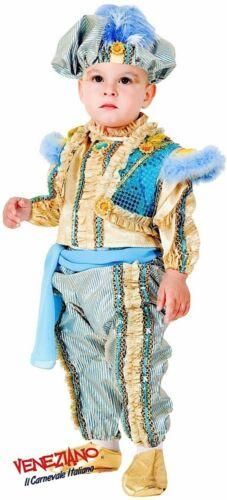 Italian Made Baby Toddler Boys Arabian Genie Prince Fancy Dress Costume Outfit  sc 1 st  eBay : baby genie costume  - Germanpascual.Com