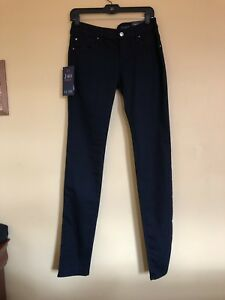 Kvinder J40 navy 28 Jeans sz Fit Armani Aj Jeans Primrose Skinny RatSqfwx