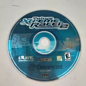 Tokyo Xtreme Racer 2 for Sega Dreamcast disc only untested