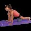 Spirit Yoga-Block 23x15x10 Hartschaumblock Yoga-Klotz Pilates Workout Fitness