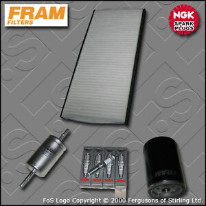 SERVICE-KIT-for-FORD-FOCUS-MK1-RS-FRAM-OIL-FUEL-CABIN-FILTERS-PLUGS-2002-2004