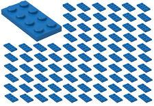 Lego Medium Lavender 2x4 Plate X50
