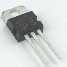 10PCS LM317 LM317T 317 Voltage Regulator IC 1.2V to 37V 1.5A - US SHIPPING