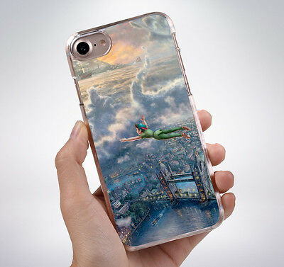 PETER PAN LONDON Rubber Phone Case Cover Fits Iphone (TR)