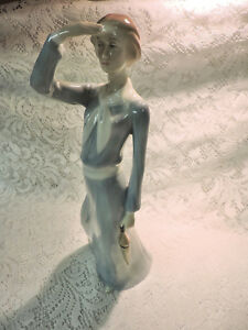 PANORAMA-Royal-Doulton-Relections-Porcelain-3028-Woman-w-Umbrella