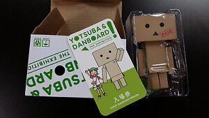 US-Seller-Revoltech-Danbo-Mini-Memorial-admission-ticket-ver-2014-Danbo-Fair