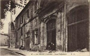 CPA La RÉOLE-Sous Préfecture (28470)
