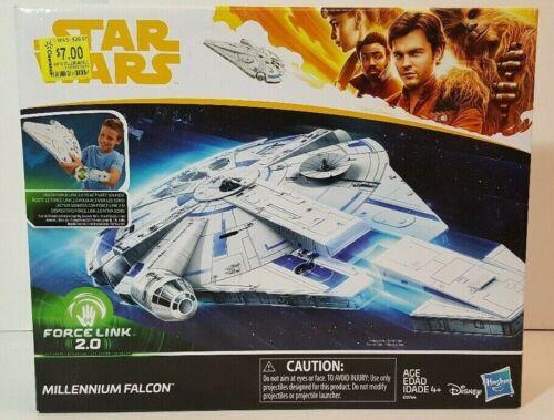 Hasbro Star Wars Force Link 2.0 Millennium Falcon