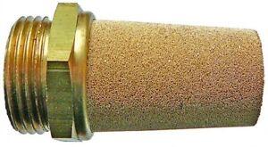 B16-00412-3-8-034-Bsp-Fritte-Bronze-Long-Silencieux