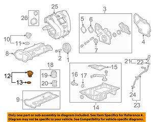GM OEM Engine Parts-Filler Tube 12589431