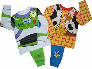 3cd19e1d5b Image is loading Boys-Toy-Story-Character-Dressing-Up-Pyjamas-18m-