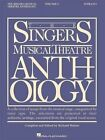 Singers Musical Theatre Anthology: Piano / Vocal: v. 3: Soprano by Faber Music Ltd (Paperback, 2001)