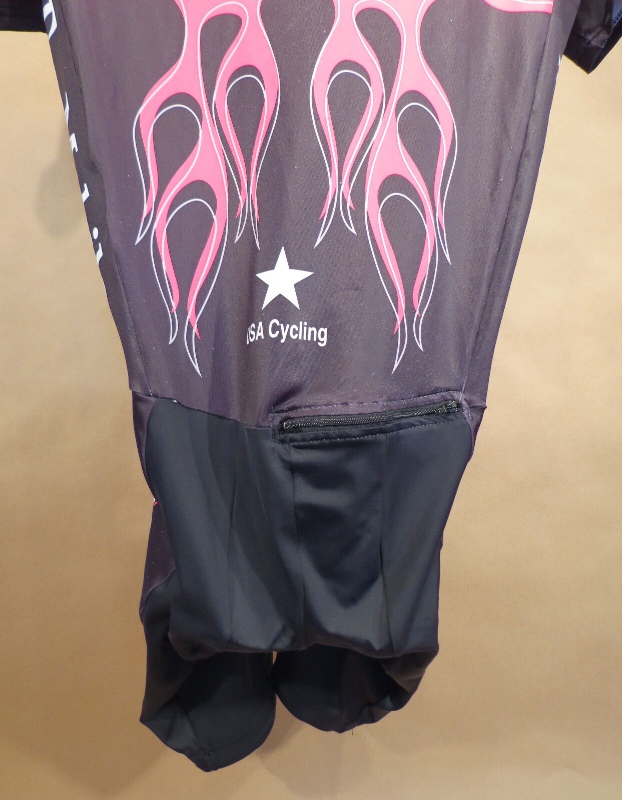 T-Mobile Bicycle Skinsuit • Biemme • S / 2 •  Made in  • • SRM • USA Cycling 057b0a