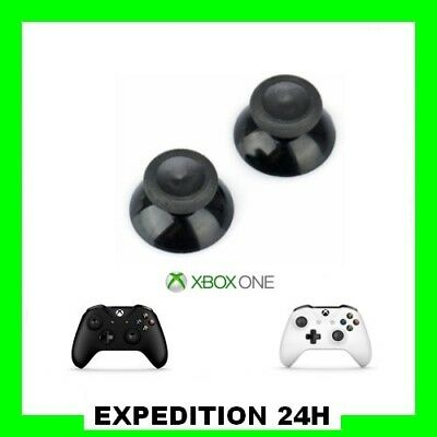 1 Paire Boutons Remplacement Joystick Thumbstick pour Manette Xbox One