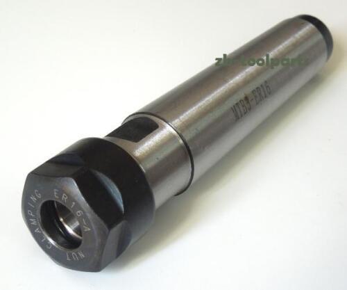ER16 er16a Collet Chuck Holder Morse Taper MT3 MTB3 Shank For CNC Lathe Milling