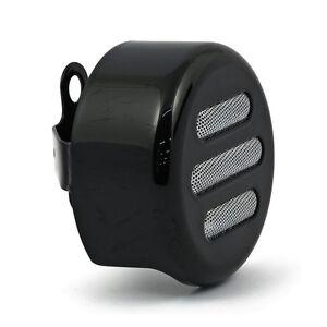 corne-COUVERTURE-slotted-CLAXON-Revetement-noir-pour-Harley-DAVIDSON-93-17