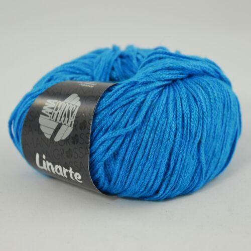 Lana Grossa Linarte 50g Wolle verschiedene Farben