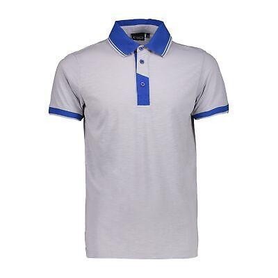 Cmp Maglia Polo Shirt Man Polo Grigio Traspirante Elastico Antibatterico Stretch-mostra Il Titolo Originale Dolcezza Gradevole