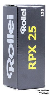 Noir /& Blanc Pellicule Argentique Photo Film 120 FRESH: Rollei Retro 80S