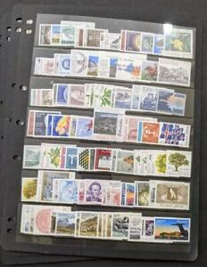 EDW1949SELL : ICELAND Beautiful collection of ALL DIFF. VF MNH. Scott Cat