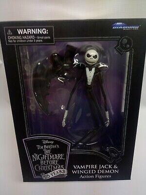 Vampire Jack /& Ailes Démon-Nightmare Before Christmas Action Figures