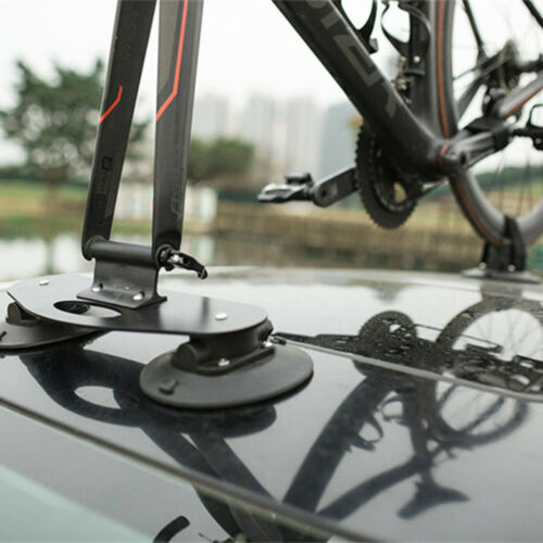 2018 New Thicken Roof-top Bike Bicycle Rack Carrier Quick Installation Roof Rack