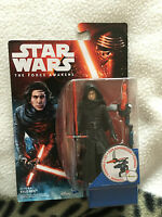 Star wars the force awakens  3.75 inch  Kylo Ren  unmasked  figure