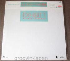 Sealed EXHIBIT 1 Visible Evidence DEPECHE MODE, ERASURE JAPAN Laser Disc BVLP-55