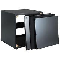 Dayton Audio Swc1-vi 1.0 Ftâ³ Subwoofer Cabinet Black Vinyl on sale