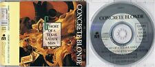 Concrete Blonde - Ghost Of A Texas Ladies Man - 4 tracks Maxi CD 204688-2