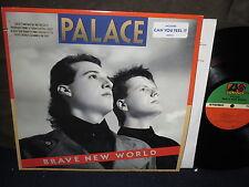 "Palace ""Brave New World"" LP PROMO"