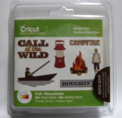 New Cricut Outdoor Man Cartridge