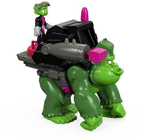 Fisher-Price Imaginext Teen Titans Go  Beast Boy & Gorilla Figures