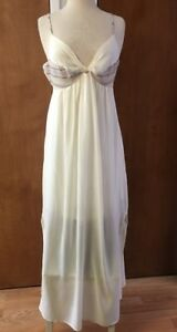 Hem-and-Thread-Anthropologie-Maxi-Dress-Women-039-s-S-L-NWT-Boho-Embroidered