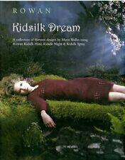 Rowan Kidsilk Dream - Knitting Pattern Book 13 Designs for Women by Marie Wallin