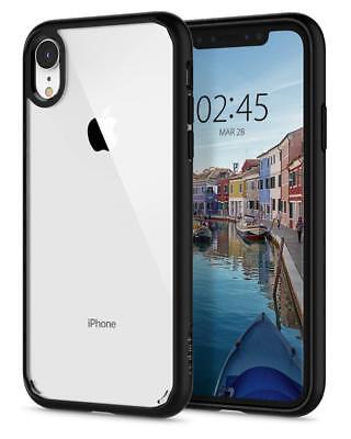 cover trasparenti su iphone nero