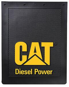 Caterpillar Cat Quot Diesel Power Quot 24 Quot X 36 Quot Semi Truck Mud